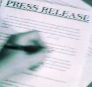 Writing a Winning Press Release