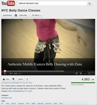 YouTube videos help dance studios and more