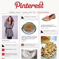 Pinterest business example