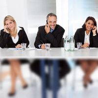 phone calls at a meeting - business etiquette
