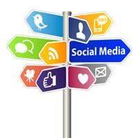 social media builds business