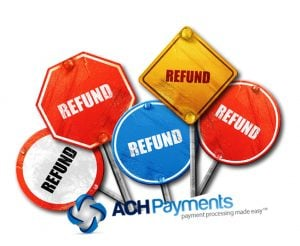 business refund rates