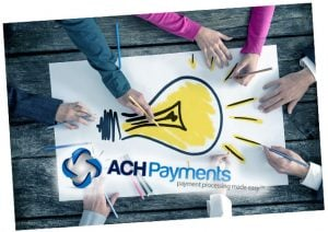 ACH website payments